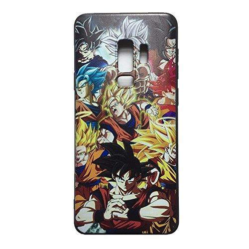 Dragon Ball Super DBZ Goku Protector Cases Cover for Samsung Galaxy S9