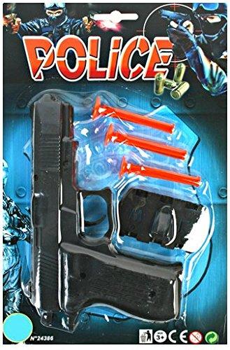 Fiesta Palace - pistolet 17cm + 3 fléchettes