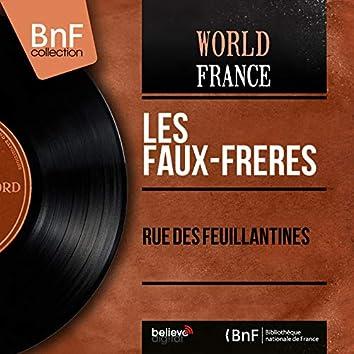 Rue des Feuillantines (feat. Philippe Arthuys) [Mono Version]