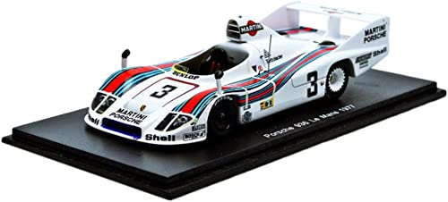 marcas en línea venta barata Spark Modelo Modelo Modelo S4430 Porsche 936 Martini el Puesto no 3 LM DF-1977 ICKX Pescarolo 1 43 Coches  connotación de lujo discreta
