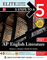 5 Steps to A 5 AP English Literature 2021 (5 Steps To A 5 AP English Literature Elite)