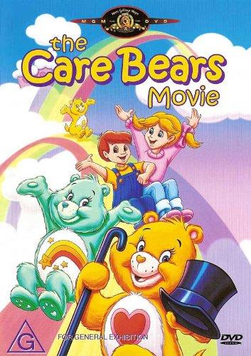 Care Bears Movie Poster Movie UK 11x17