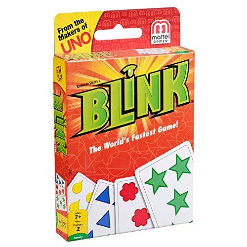 Mattel Blink Card Game Size Ea