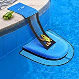 Animal Saving Escape Ramp for Pool, Pool Critter Escape Ramp, Critter Ramp for Pool, Swimming Pool Accessories Rescues Saving Frogs, Birds, Ducks, Lalipoo