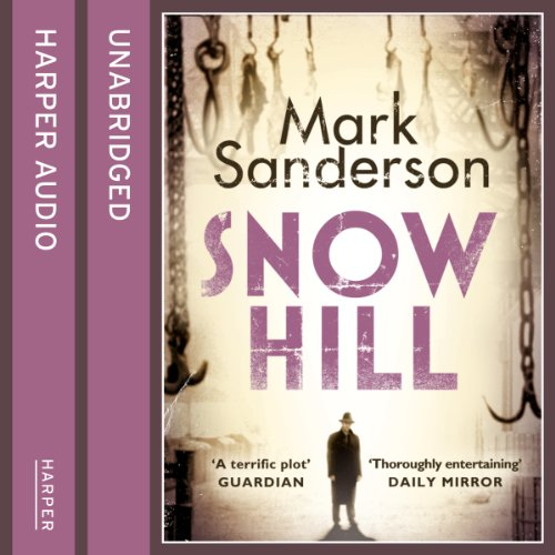 Snow Hill audiobook cover art