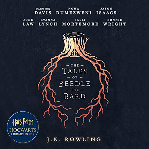Couverture de The Tales of Beedle the Bard
