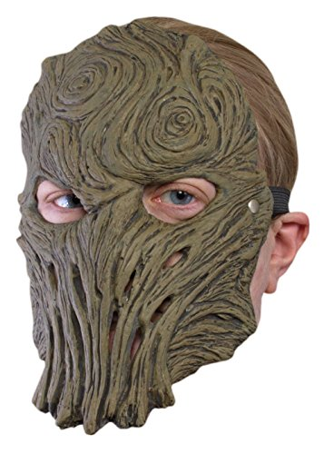 Epic Armoury Schaurige Trophäenmaske Holz Baum LARP-Maske Fantasymaske Fasching Kostüm