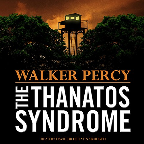 The Thanatos Syndrome audiobook cover art