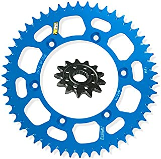Pro Taper Race Spec Front & Rear Sprockets Kit - compatible with Yamaha 2003-on WR450F, YZ450F & 1999-on Yamaha YZ250