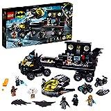 LEGO-La Base Mobile de Batman DC Comics Super Heroes Jeux de Construction, 76160,...