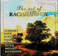The Art Of Rachmaninov. Vol. 2. Rachmaninov, Kreisler