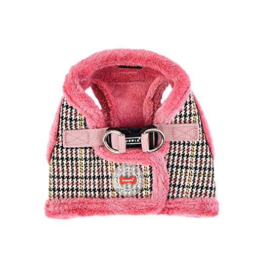 Puppia 66987849 Auden Harness B, Indian Pink, S