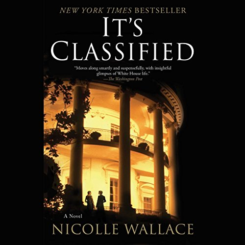 It's Classified audiobook cover art