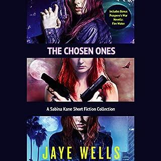 The Chosen Ones audiobook cover art