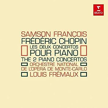 Chopin: Les deux concertos pour piano, Op. 11 & 21