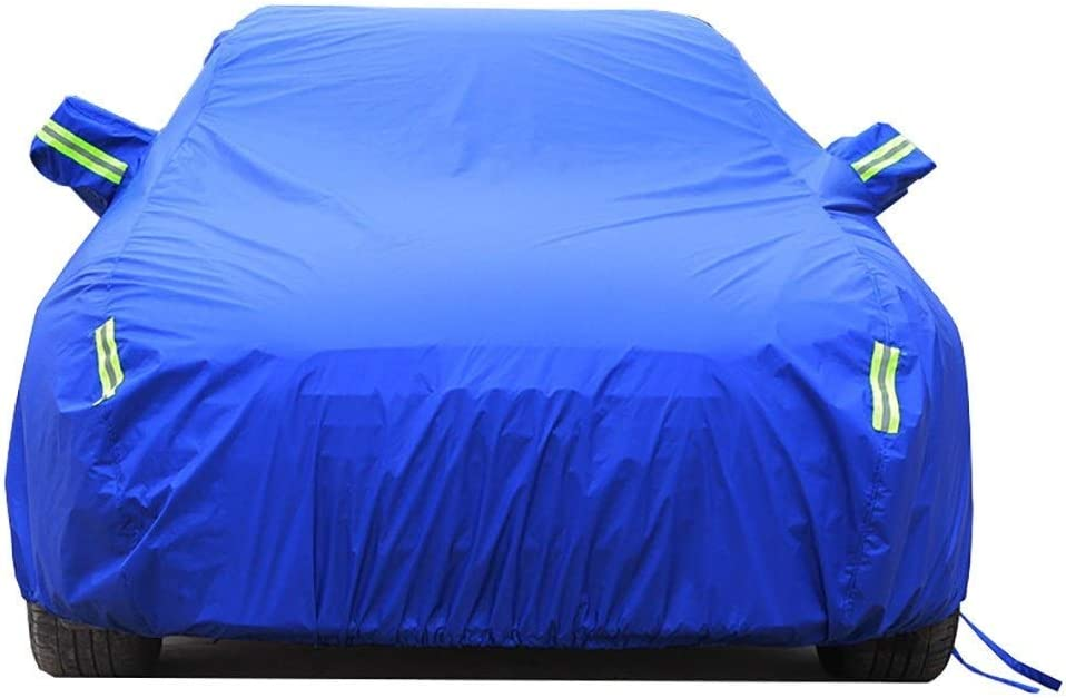 unisex jsmhh Year-end gift Compatible with Honda N Box Breat Waterproof Cover Car and