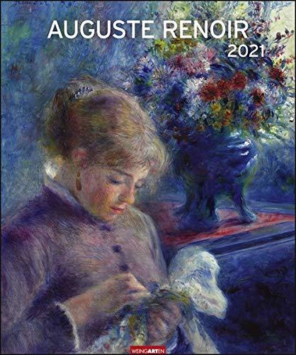 Auguste Renoir Edition Kalender 2021