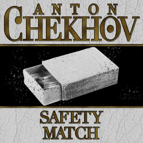 The Safety Match audiobook cover art
