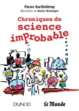 Chroniques de science improbable - Prix - Prix