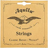 Aquila Super Nylgut Series 5弦バンジョー用 ライトゲージ AQ-6B