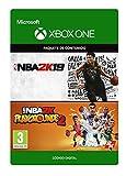 NBA 2K19 + NBA 2K Playgrounds 2 Bundle - Xbox One – Código de descarga