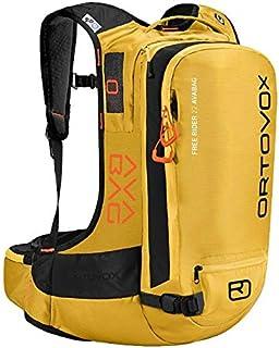 ORTOVOX Free Rider 22 Avabag Mochila, Mujer, Yellowstone, 22 L