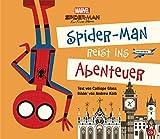 Marvel Spider-Man reist ins Abenteuer: Das Bilderbuch zum Film Spider-Man Far From Home - Bilderbuch ab 4 Jahren (Die Marvel-zum-Vorlesen-Reihe 2)