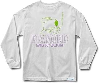 diamond supply co long sleeve
