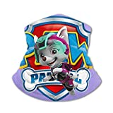 Cartoon Dogs Face Mask for Boy Girl Kids Dust Outdoors Sports (Paw Patrol Sweetie)