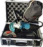 Makita smerigliatrice angolare, 125 mm in valigetta con accessori 720 W, GA5030RSP1