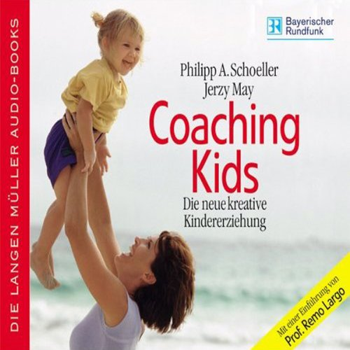 Coaching Kids audiobook cover art