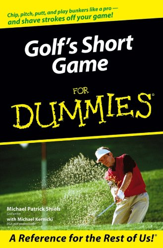 Image OfGolf's Short Game For Dummies® (English Edition)