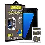 Samsung Galaxy A3(2016) Protecteur d'écran, GBOS Premium High Density en verre trempé anti-rayures Ultra Clair plus durable 9H Dureté et Protecteur d'écran Installation facile sans bulles pour Samsung Galaxy A3(2016)