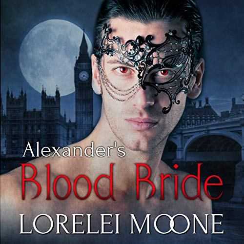 Alexander's Blood Bride audiobook cover art