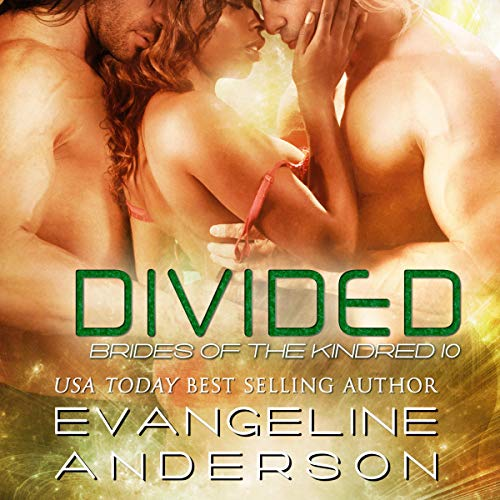 Couverture de Divided