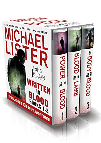 Written In Blood Volume 1: Power in the Blood, Blood of the Lamb, The Body and the Blood: Special Revised Anniversary Edition (John Jordan Mysteries Collections) (English Edition)