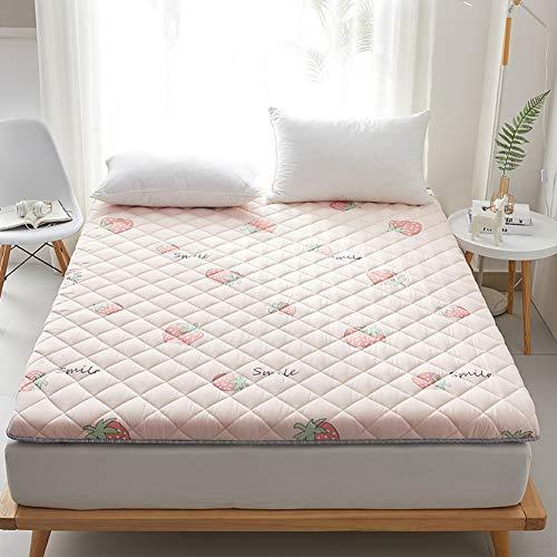 OLLOLCCY Tatami Futón Colchón,Japonés Tatami Dormir Colch