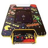 MonsterShop - Maquina Arcade en Estilo Mesa de Coctel con 60 Videojuegos 64cm x...