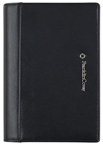 フランクリンプランナー システム手帳 プリズムエナメル バインダー 63135 ポケットサイズ ブラック
