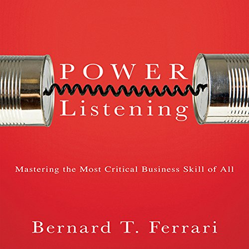 Power Listening audiobook cover art