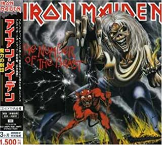 iron maiden collectors items