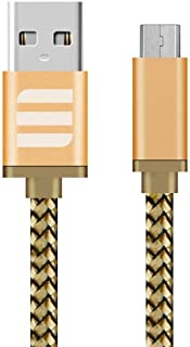 EXTREME Flexible Data Cable 2m (micro) EXC16 Golden