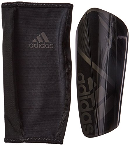 adidas Ghost Pro Shin Guards, Light Green, Medium
