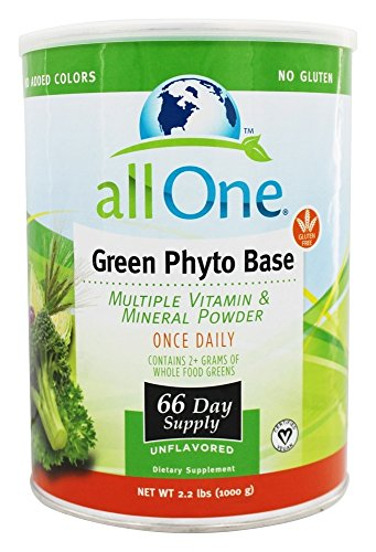 Green Phyto Base Multiple Vitamin and Mineral Powder