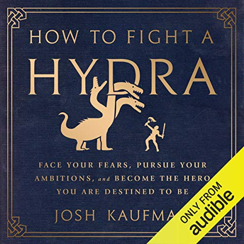 How to Fight a Hydra audiobook cover art