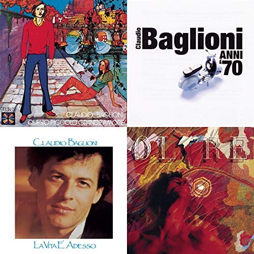 Claudio Baglioni: i successi