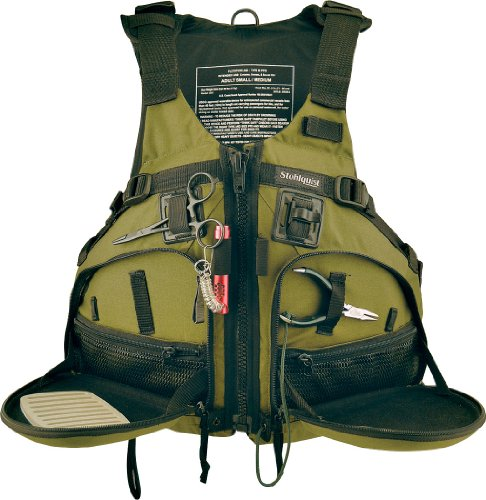 Stohlquist Fisherman Personal Floatation Device
