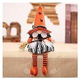 Yyoutop Gnomes Dekoration Thanksgiving Fachlose Puppe Dekoration Zwerg Schweden Herbst Handgemachte Familienschlafzimmer (Color : B)