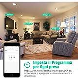 Zoom IMG-1 kincam multipresa ciabatta elettrica wifi