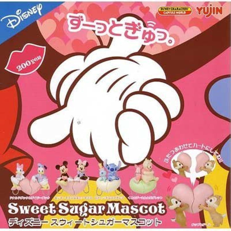 Capsule Disney Sweet Sugar mascot whole set of 5